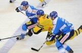 Somijas hokejisti nodrošina uzvaru Eirotūres pēdējā posmā