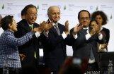 Panākta vēsturiska vienošanās par globālās sasilšanas ierobežošanu