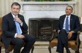 Саакашвили сообщил, сколько он зарабатывал в США