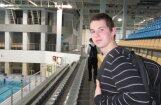 Peldētājs Uvis Kalniņš izcīna bronzas medaļu Eiropas čempionātā junioriem
