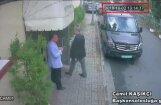 Žurnālists Saūda Arābijas konsulātā sadalīts ar kaulu zāģi, apgalvo Turcija