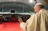 Romas pāvests: fundamentālisms ir 'visu reliģiju slimība'