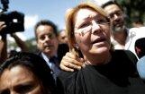 Venecuēlas jaunā asambleja no amata atceļ valdību kritizējušo prokurori Ortegu