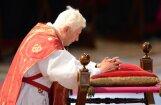 Бенедикт XVI: человечество погружается во тьму