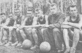 Latvijas sporta vēsture: Latvijas basketbola izlases olimpiskā debija