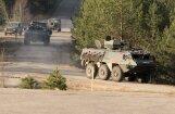 NBS tērēs 141 700 latu militārām mācībām 'Saber Strike 2012'