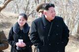 Dienvidkoreju apmeklēs arī vadoņa Kima Čenuna māsa - ietekmīga partijniece