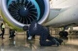 'airBaltic' aptur 'Bombardier CS300' lidojumus, vēsta raidījums