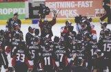 Daugaviņš un 'Senators ' izcīna AHL Kaldera kausu