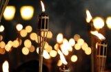 В Латвии проверят сюжет НТВ о факельном шествии на День Лачплесиса