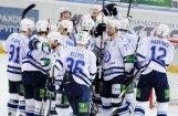 Maskavas 'Dinamo' un SKA aizvadīs divas KHL spēles Ņujorkā
