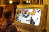 Foto: Senas saldumu kārbiņas un mūsdienu saldummīļi - atklāts 'Laimas' šokolādes muzejs
