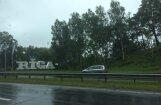 Очевидцы: Сюрприз на выезде из Юрмалы - Рига любит Украину?