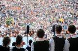 Līdz 2018. gadam cer paplašināt Mežaparka estrādes tribīnes, mērķis - 13 000 dziedātāju
