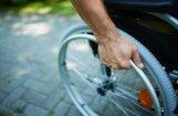 Pērn invaliditāte bijusi noteikta 9,3% Latvijas iedzīvotāju