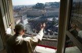 Benedikts XVI atkāpjas no pāvesta amata (14:44)