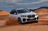 BMW oficiāli atklājis jaunās paaudzes 'X5' apvidnieku