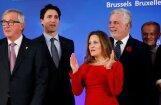 Страны G7 связали действие санкций против России с выполнением