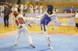 Taekvondo cīkstone Jolanta Tarvida triumfē pasaules reitinga turnīrā Rīgā