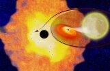 В центре Млечного Пути найдены десятки черных дыр
