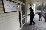 Большинство беженцев по-прежнему покидают Латвию