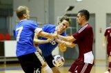Латвия с победы стартовала на Кубке Балтии по футзалу