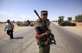 Lībijas pagaidu valdība lūdz NATO vēl neaiziet