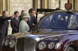Королева Елизавета II ищет личного шофера, оклад — 30 000 евро
