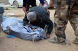 ANO: 'Daesh' Mosulā noslaktējis vismaz 230 civiliedzīvotājus