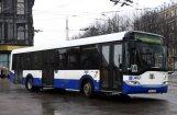 Рижский общественный транспорт переходит на зимнее расписание
