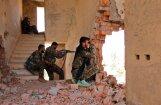 Курдские ополченцы отбросили боевиков ИГ в окрестностях Ракки