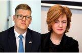 'Vienotībā' dažādiem strāvojumiem atšķirīgas domas par labāko ekonomikas ministru