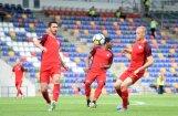 Futbola virslīga: Galvaspilsētas derbijā uzvar 'Riga'; 'Spartaks' izrauj uzvaru pret 'Metta/LU'