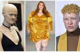Skaistums ir dažāds: populāri modes pasaules savādnieki