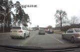 Video: BMW vadītājs, kuram satiksmes noteikumi neeksistē