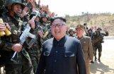 Ziemeļkorejas armija draud ASV ar nesaudzīgu prettriecienu