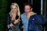 Paparaci foto: Holivudas aktieris un modele Auziņa pieķerti Losandželosā