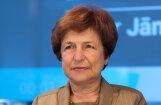 Жданок обжаловала исключение ее из списка кандидатов в депутаты Сейма