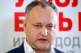 Президент Молдавии предложил трехсторонние переговоры с Россией и ЕС