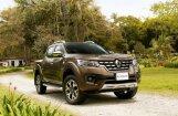 'Renault Alaskan' pikaps uz 'Nissan Navara' bāzes