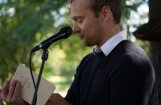 Daumants Kalniņš prezentējis jaunu koncertprogrammu un CD ar Friča Bārdas dzeju