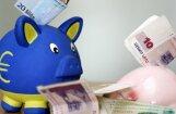 VID pērn piedzinis 411,88 miljonus eiro nodokļu parādu