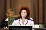 Āboltiņa par prezidenta vēlēšanām: Bērziņa kandidēšana Zatlera  izredzes var samazināt