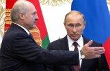 Lukašenko paziņo, ka necietīs Krievijas spiedienu; draud pārskatīt dalību Eirāzijas savienībā
