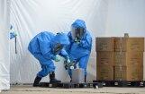 Nogalināts zinātnieks, kuram bijusi saistība ar Sīrijas ķīmisko ieroču programmu