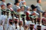 Sākušās Vispārējo latviešu Dziesmu un XVI Deju svētku skates
