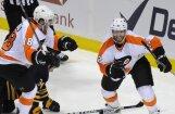 Bārtuļa 'Flyers ' pagarina sēriju pret 'Sabres'
