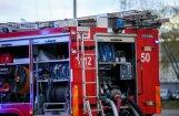 Dzīvoklī Rīgā notikusi gāzes noplūde; izglābts viens cilvēks