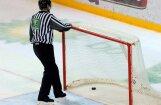 KHL: tiesnešu kļūda liedza 'Torpedo' hokejistiem uzvaru spēlē pret 'Sibirj'