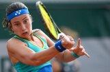 Севастова снялась с московского турнира из-за повреждения бедра